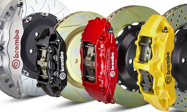 Brembo Performance Systems Overview Race Technologies