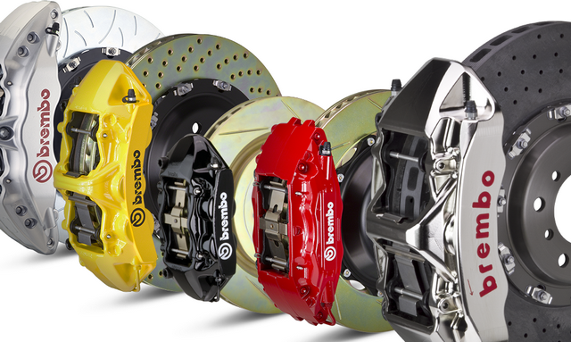 Race Technologies Brembo Official Partner